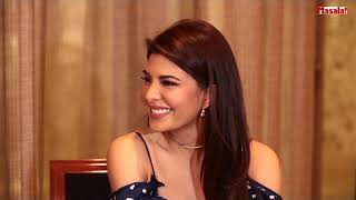 Jacqueline Fernandez in Dubai Talking About Dabangg Tour and Vlogging!