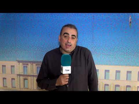 Javier Corpa Portavoz del grupo municipal socialista analiza el pleno del mes de noviembre
