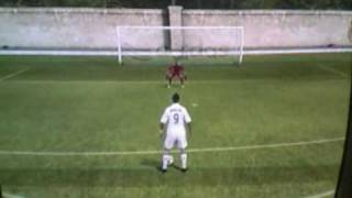 FIFA 10 goals