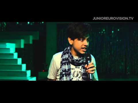 Tu primo grande amore (Italy) 2014 Junior Eurovision Song Contest