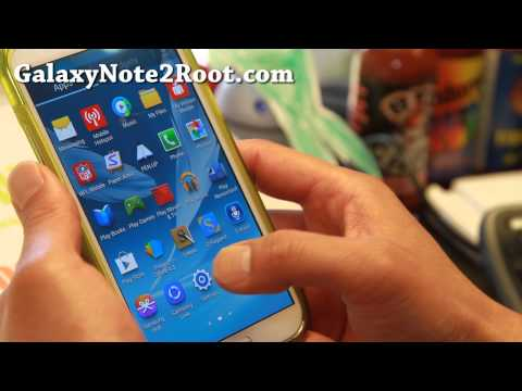 Android 4.4.2 ND7 + Root for Verizon Galaxy Note 2!