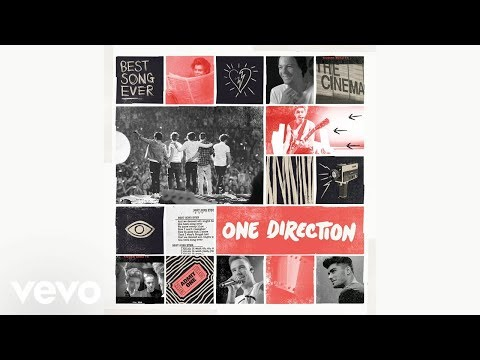 One Direction - Best Song Ever (audio) video