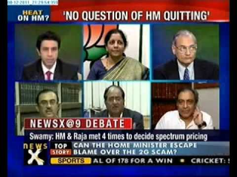 NewsX@9: More trouble for P Chidambaram in 2G scam