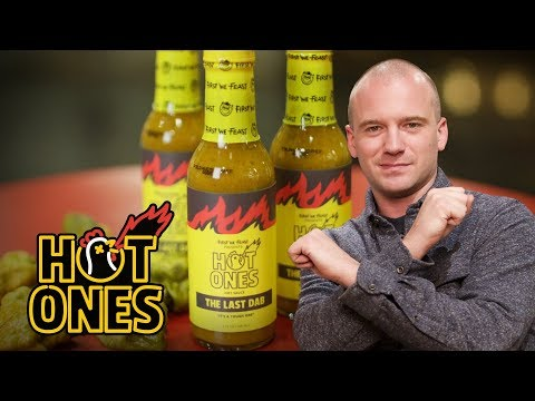 Everything You Need to Know About The Last Dab. the Hottest Sauce on Hot Ones