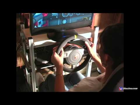 Porsche GT3 RS Force Feedback Wheel and Clubsport Pedals by Fanatec Review