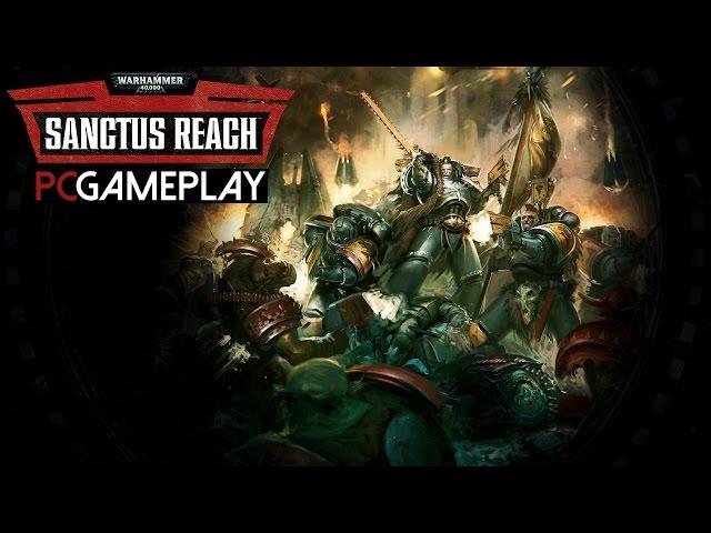 Руководство запуска: Warhammer 40,000 Sanctus Reach по сети