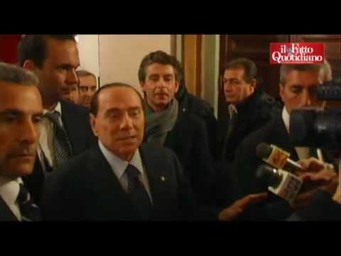 Pdl, malore per Silvio Berlusconi al Capranica di Roma
