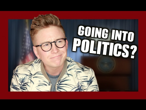 Quit YouTube For Politics? | Tyler Oakley thumbnail