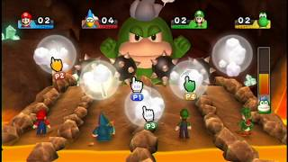 Mario Party 9 - Boss Rush Mode (4 Players)