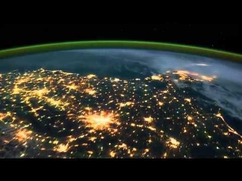 VIDEO: Impresionantes imágenes de la tierra desde el espacio en UHD
