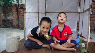 Trò Chơi Ngủ Xa Bố Mẹ 24h - Bé Nhím TV - Đồ Chơi Trẻ Em THiếu Nhi