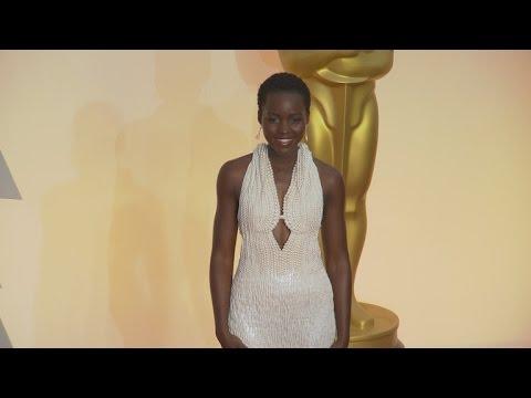 Lupita Nyong'o's $150k Pearl Oscars Dress Has Been Stolen