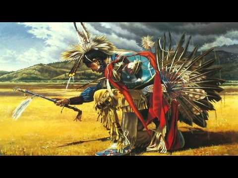 Native American Music - Rain Dancer video