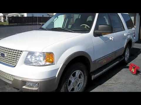 2003 Ford Expedition Eddie Bauer Start Up Engine And