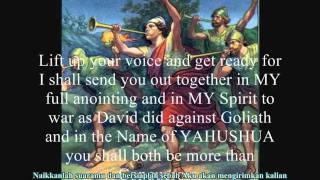 AMIGHTYWIND COM Nub 45 Para Pembunuh Goliat Bangkit Berdiri PutraKu Seperti Suatu Roh Raja Daud!