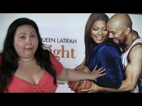 Queen Latifah Before And After Breast Reduction. The Denial Show: Queen Latifah