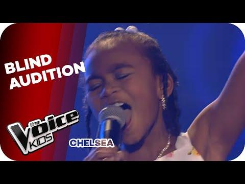 Alicia Keys - Girl On Fire (Chelsea) | The Voice Kids 2013 | Blind Audition | SAT.1