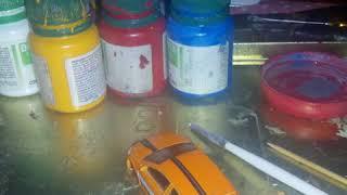 Custom detalhado os carros em miniatura hot Wheels pra todos os amigos