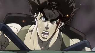 Joseph Joestar's bad luck with planes (Battle Tendency & Stardust Crusaders)