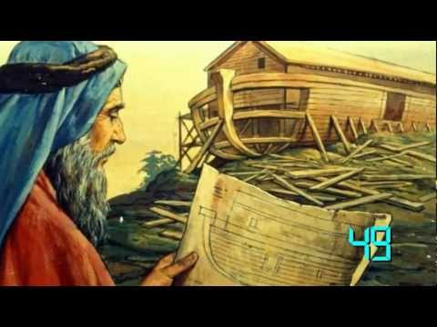Parsha in 60 Seconds Presents Noah