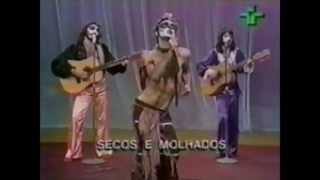 Secos & Molhados - Sangue Latino