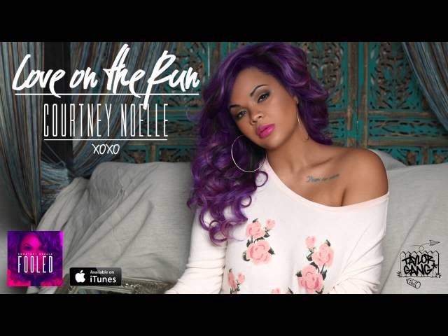 Courtney Noelle - Love on the Run (Intro) [Official Audio]