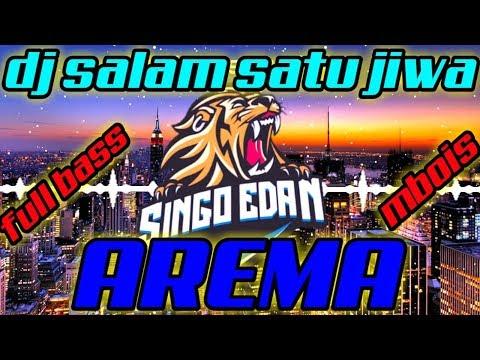 Download  Dj arema salam satu jiwa full bass keren Gratis, download lagu terbaru