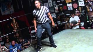 Wrestling Pro Wrestling   King Desi vs Sexy Chino