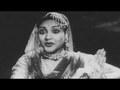 Humdard Jo Banta Hai - Vaijayanti Mala, Lata Mangeshkar, Pehli Jhalak Song video
