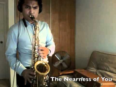 Nearness of You w/ The Martin Magna Alto Saxophone