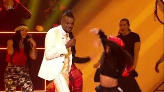 Olatunji Yearwood Live Shows Full Clip S15E15 The X Factor UK 2018