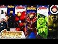 Avengers: Infinity War Titan Hero Series Power FX Port Hulkbuster Thor and Hulk Toys Unboxing