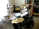 [drum solo] by:anthony serrano