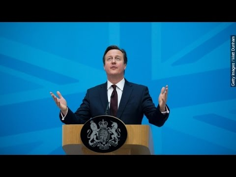 Britain's EU Membership Rides On Cameron's Immigration Fight