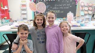 A Cupcake Decorating Contest at Sugar Drop!