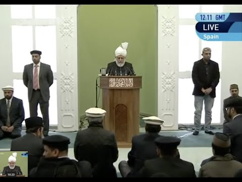 Urdu Khutba Juma 5th April 2013 - Islam Ahmadiyya