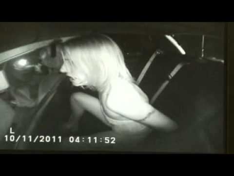 Drunk, topless woman, Erin B. Holdsworth arrested after leading police on 128 mph car chase in Ohio!