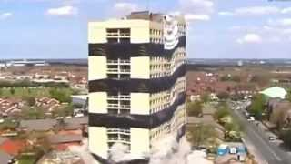 Building Collapse Only in 5 seconds 2015