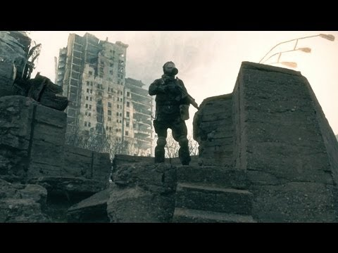 Metro 2035: Last Light - Live Action Trailer