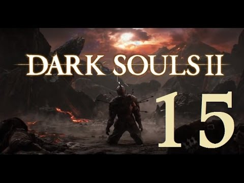 Dark Souls 2 - Gameplay Walkthrough Part 15: The Skeleton Lords