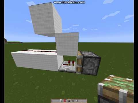 Как в майнкрафт сделать нажимную плиту