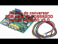 download lagu RGB para VGA - GBS8200 HD9800 - conversor barato do AliExpress gratis
