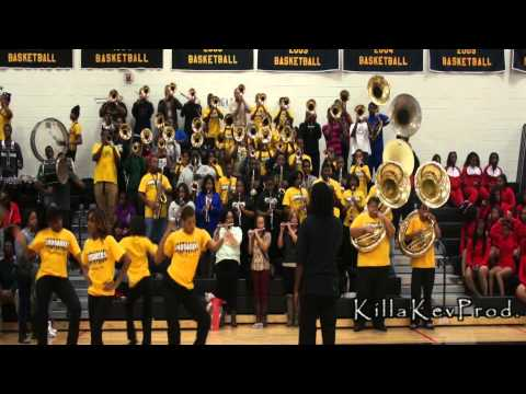 MLK High School Alumni Band - Cold Hearted Snake - 2012