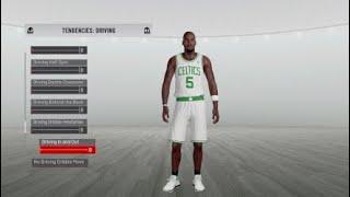 NBA 2K19 (Kevin Garnett) (07-08)