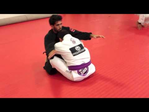 BJJ Guard Drills Image 1