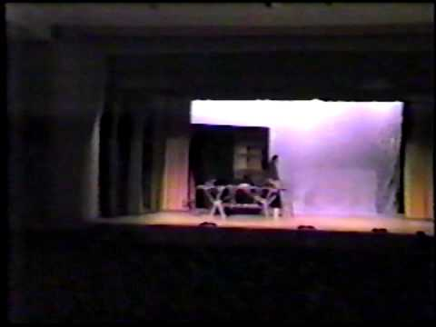 "1989 Northeast Mississippi Community College - ""Fiddler on the Roof"" - Part 1"