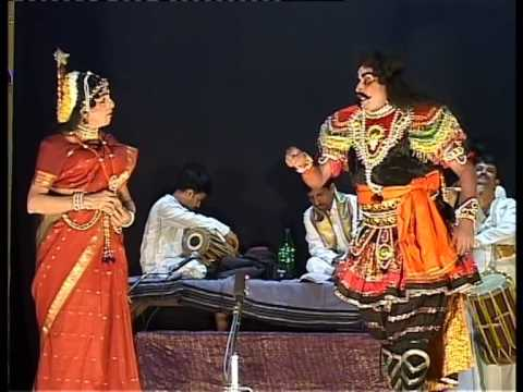Yakshagana **amar Bolli**  ( Tulu) video