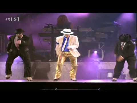 [HD] Michael Jackson History World Tour - Live In Munich Smooth Criminal Best Quality [HD]
