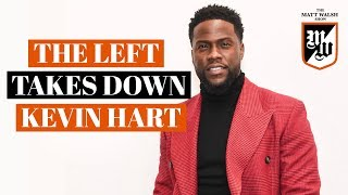 The Left Takes Down Kevin Hart | The Matt Walsh Show Ep. 158