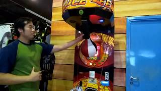 How to score high on punching machine easily